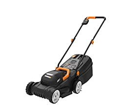 Brushless motor deliver longer run time and more power Cut to edge design 3 positions height adjustment Full foldable handles for compact storage Carry handle for easy transport PowerShare 20V battery is interchangeable with other WORX tools