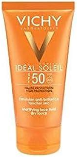 Ideal Soleil Mattifying Face Fluid Dry Touch SPF50 50ml
