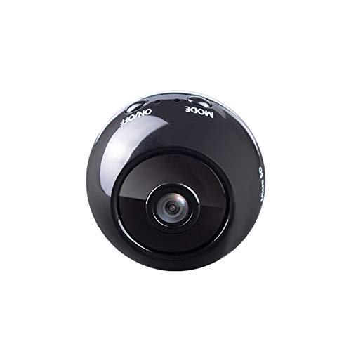 Mini cámara IP inalámbrica WIFI, HD 1080P Smart Home Seguridad Cámara de visión nocturna