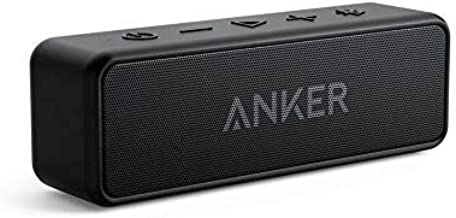 [Upgraded] Anker Soundcore 2 Portable Bluetooth Speaker...