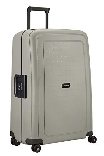 Samsonite S'cure Eco Luggage Suitcase, L (75 cm - 102 L)