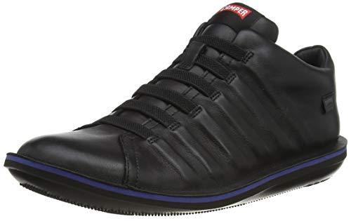 CAMPER Mens Beetle Schuhe Ankle Boot, Black, 46 EU