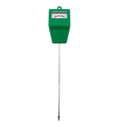 %33 OFF! ALLOSUN ETP300A Environmental Concepts Probe Soil PH Meter Garden Farming Tool, Green