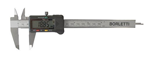 BORLETTI CDJB15 CALIBRO DIGITALE 150mm