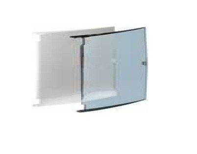 Hager vx - Puerta opaca caja 2 filas icp+24 módulos pia