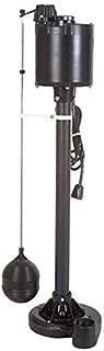 Zoeller Automatic Thermoplastic Pedestal Sump Pump