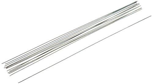 Scheppach 88002705 Sägeblätter 12 Stk, für Holz Z/Z20 133/0,62/0,29mm f. Dekupiersäge