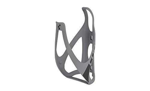 Cube HPP Fahrrad Flaschenhalter grau/schwarz matt