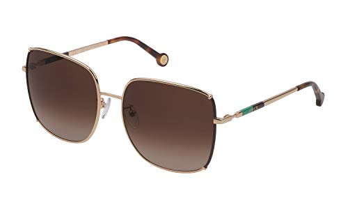 Carolina Herrera She153, Gafas De Sol Mujer, Brown Gradient (0367)