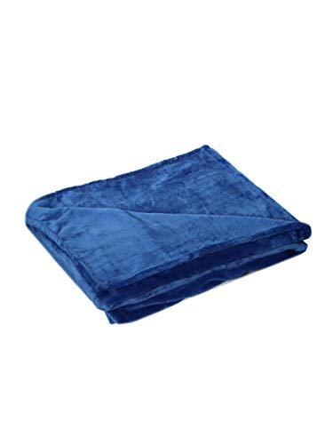 manta azul de la marca PALASSI