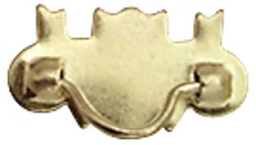Melody Jane Poupées Miniature 1:12 Échelle 10 Or Laiton Armoire Poignée Tiroir