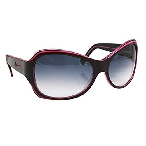 Unbekannt Piaggio Damen-Brille, Vespa, Original, Schwarz/Violett, 605332M00L