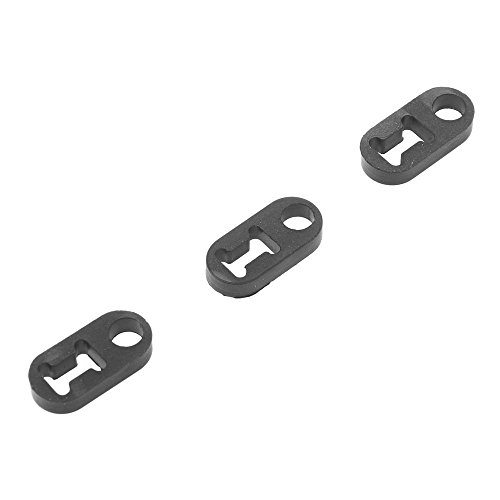 RC4WD Toy Hi-Lift Jack Handle Keepers x3 Rubber Z-S1770 Extreme High Lift RC