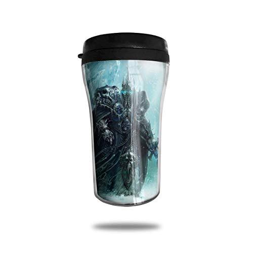 Tazas de café de World Warcraft, taza de viaje, taza de vaso...