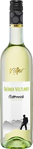Feinkost Käfer Grüner Veltliner Qualitätswein Österreich 2016 (1 x 0.75 l)