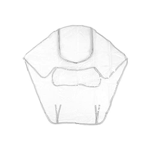 Parabrisas Universal De Bebé Cochecito Cubierta De La Lluvia Impermeable Carro De Bebé del Polvo del Viento Cubierta del Protector Cochecito Cochecito Raincover