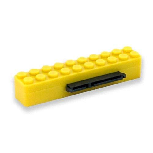 Cavalry CABD2B-Y Bulldog Series USB-3.0-Festplatte, 2,5 Zoll, Gelb