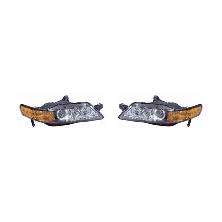 05 acura tl headlight assembly - 6