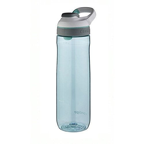 Contigo Unisex– Erwachsene Trinkflasche Cortland, Greyed Jade, Onesize