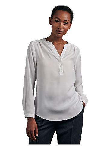 Seidensticker Damen Bluse – Fashion Bluse - Tunikabluse - V-Neck - Regular Fit –...