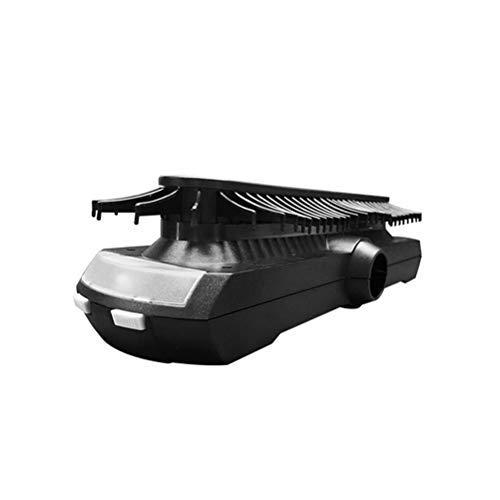 BSTQC Portacravatte motorizzato Porta Cravatta Elettrico con Luce a LED Rotante La Rotazione dell'organizzatore Funziona con batterie Ottima Idea Regalo per la Festa del papà