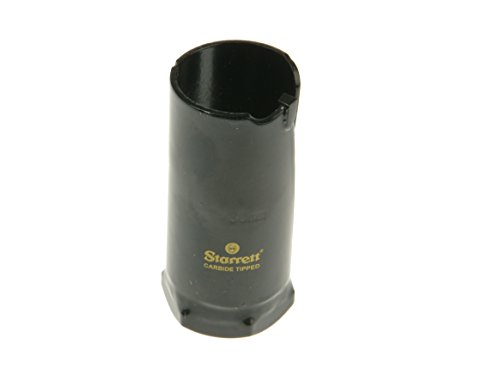 Starrett 102 mm Schnellschnitt-Mehrzweck-Lochsäge mit Hartmetallbesatz MPH0400
