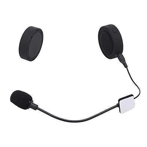 Andoer Moto Riders BT Fone de ouvido Capacete de Moto Fone de ouvido sem fio Viva-voz Fone de ouvido Capacete de moto Fones de ouvido para telefones / MP3 / alto-falante