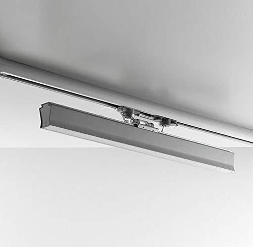 IVELA LED Leiste 3-Phasen Boma LED 4000lm Silberfarben Schienenstrahler Spot