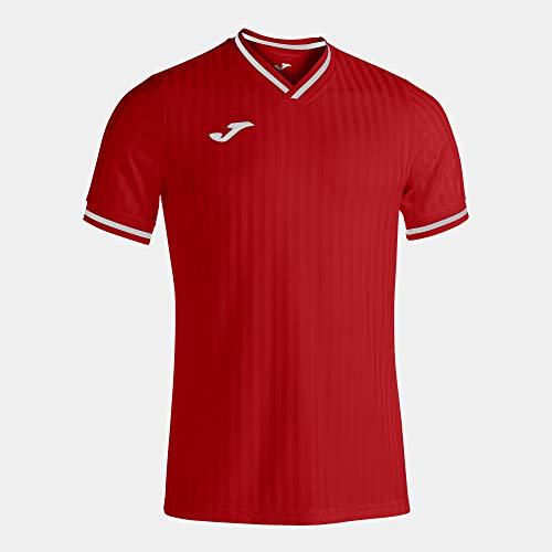 Camiseta Manga Corta Toletum III Rojo