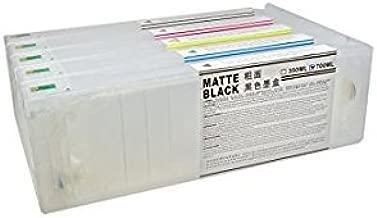 9 Cartuchos Recargables para Plotter Epson 7890 9890 y de 700 ml: Amazon.es: Electrónica