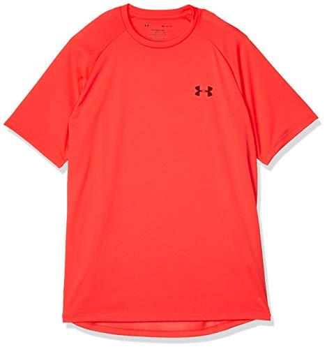 [アンダーアーマー] テック ショートスリーブ Tシャツ(トレーニング) 1358553 メンズ 628 日本 MD (日本サイズM相当)