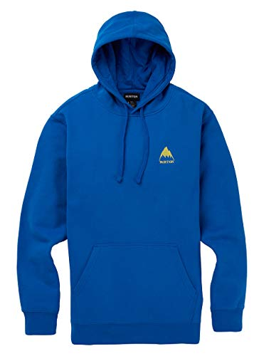 Burton Herren Hoodie Mountain, Lapis Blue, XL, 20389104400