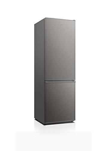Comfee HD400RWEN1IN Libera installazione 295L A+ Acciaio inossidabile frigorifero con congelatore
