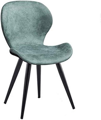 QenDsx Massivholz Balkon Stuhl Lounge Stuhl Schlafzimmer Stuhl Terrasse Tisch Stuhl modernen minimalistischen Stuhl (Farbe   1)