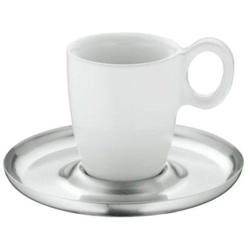 WMF Kult Espressotasse und Untertasse