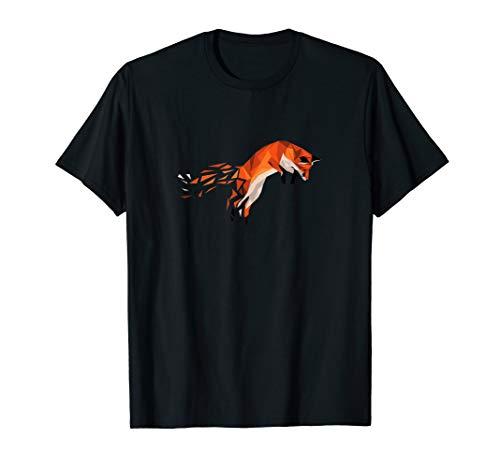 Polygon Fuchs - Herren T-Shirt - Damen T-Shirt - Kinder T-Shirt