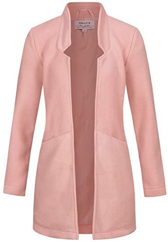 Hailys Mantel Nella, Farbe:Pink, Größe:S