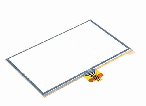Top2013888 Écran tactile digitaliseur de remplacement sans LCD pour navigateur satellite TomTom, LMS430HF01, LMS430HF03, LMS430HF09, LMS430HF10, LMS430HF11, LMS430HF12, LMS430HF14, LMS430HF17, LMS430HF19, LMS430HF29, LMS430HF32, LMS430HF33, LMS430HF40, LTE430WQ-F0B, (OBS, OBB, OBU) LTE430WQ-F0C, XL, XL IQ, XL V2, XL IQ LIVE, XL 340(S), XL 330(S), XL S30, XL2/TomTom XL N14644 Canada 310/Tomtom Go 630, 540, 740 (LIVE), 940(LIVE), 550 ,750, 950, 7000, 9000/MIO Moov 370, 360, 330, 310, 300/MIO Moov 370, 360, 330, 310, 300, A043FW03,A043FW05 XL 335/TomTom Via 110, Via 120/TomTom Start 20/TomTom Via 820/TomTom XL 4ET03:TomTom Go 7000, 9000/Asus R600, R700, R700T, LMS430HF42, LMS430HF42-003 4,3\