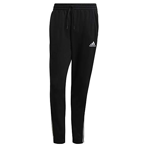 adidas GK8829 M 3S FT TE PT Sport Trousers Mens Black/White L