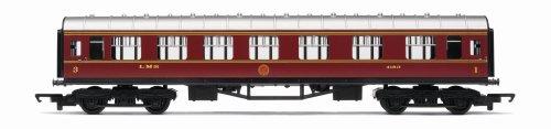 Hornby- LMS Composite Coach, R4388