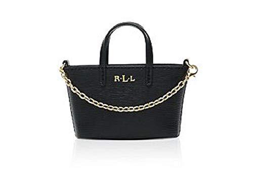 Lauren Ralph Lauren Newbury Mini Bag Charm Black