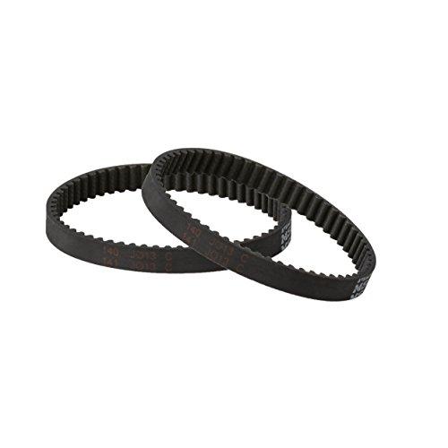 EUREKA S3018 FloorRover Replacement Belts for NEU560 Series (2 Pack), 2packs