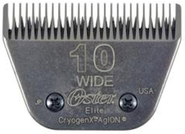 OsterSunbeam A5 Blade Wide Cut Size 10