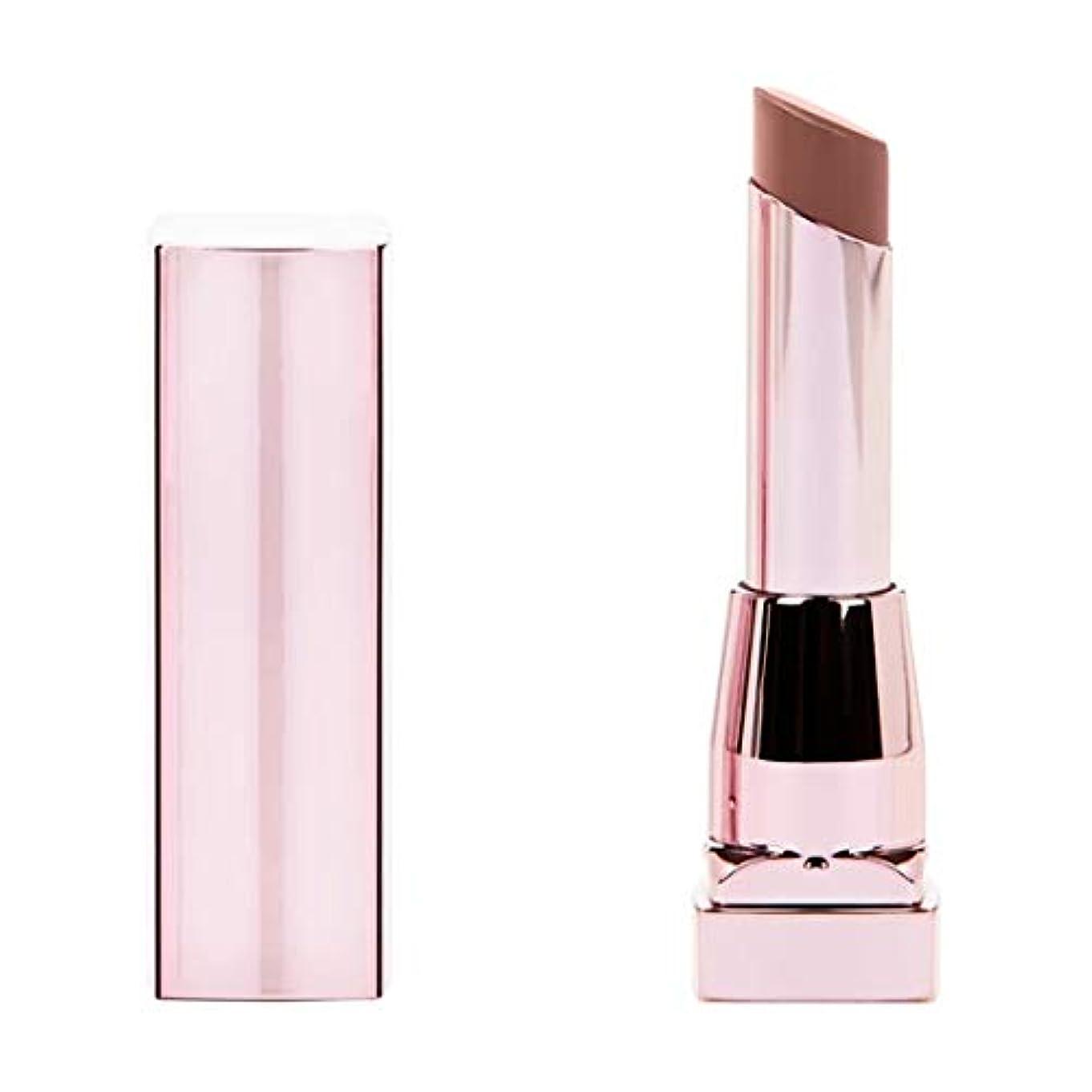 磁石乱用スパイラル(6 Pack) MAYBELLINE Color Sensational Shine Compulsion Lipstick - Chocolate Lust 060 (並行輸入品)