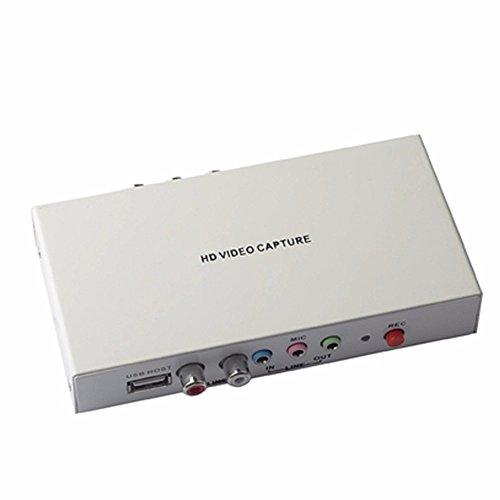 BigTron 1080P HDMI / YPBPR Recorder HD Videoaufnahme in HD-Game Capture für Xbox 360,Xbox One,PS4