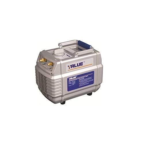 REPORSHOP - Recuperadora Gas Refrigerante vrr12m R1234Yf Portatil 1 Piston 3/4Cv