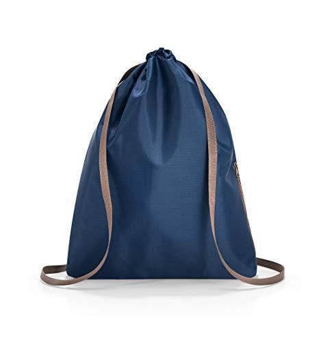 reisenthel mini maxi sacpack 33 x 43 x 5 cm 15 Liter dark blue