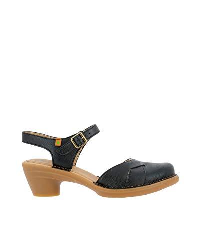 El Naturalista Aqua Scarpe Donna Sandali Tacco Cinturino Vegan Shoes 37