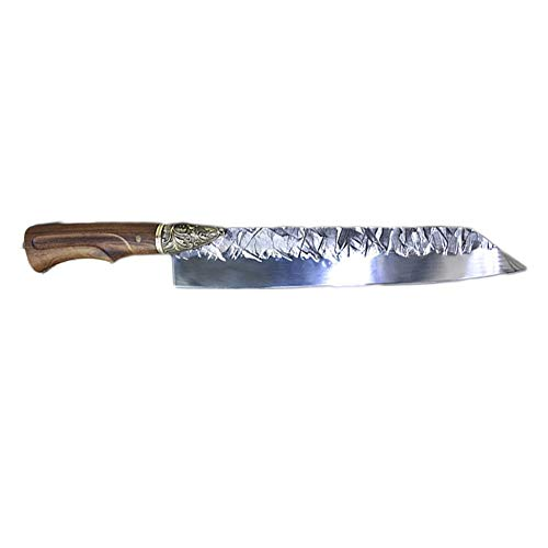 Alta calidad Forjada a mano del cuchillo de fruta de la cocina Ligero Cuchillo de filetear venta de carne de hueso cuchillo sashimi cuchillo pequeño de Lady cuchillo (Color : Kitchen Knife)
