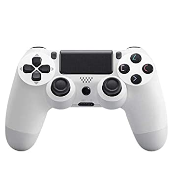 Accessory PRO Wireless Controller Works for ZTE Z982 with 1,000mAh Battery/Built-in Speaker/Gyro/Motor Remote Bluetooth Slim Gamepad  White